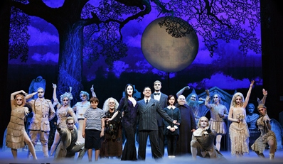 $15 -- Broadway's 'Addams Family' at Hanover, Reg. $30