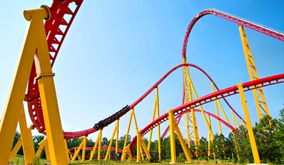 $38 -- Kings Dominion Theme Park Day Pass, Reg. $62