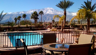 $99 -- Desert Hot Springs Escape w/$50 Spa Credit