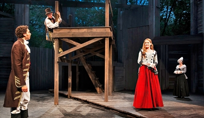 $20 -- Outdoor Shakespeare by American Players Theatre