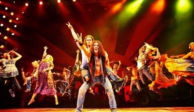 Northern New Jersey: $22 -- Tony-Winning 'Hair' at State Theatre, up to 50% Off