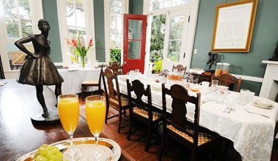 $13 & up -- Degas House: Tours & Mimosa Breakfast, Half Off