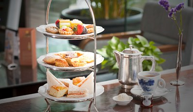 $20 -- HK: 5-Star Hotel High Tea Set for One, 31% Off