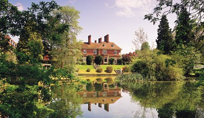 £79 -- Spa Day for 2 at 18th-Century Manor, Reg £140
