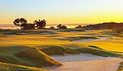 $65 -- Lost Pines Golf: 18 Holes with Cart, Reg. $149