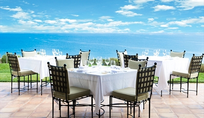 $99 -- Terranea: Oceanfront Dinner for 2 w/Wine, Reg. $194
