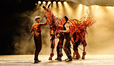 $40 -- Tony-Winning 'War Horse' in Providence, Reg. $71