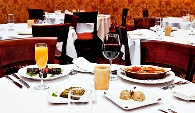 Manhattan: $35 -- Pasha:  Zagat-Praised Cocktail Brunch for 2, Reg. $78