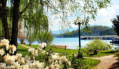 $149 -- Blue Ridge Mountains Lakeside Retreat, 40% Off