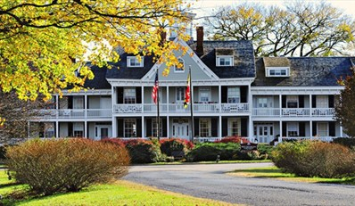 Baltimore: $119 - Historic Maryland Inn w/Breakfast & Wine, Reg. $266