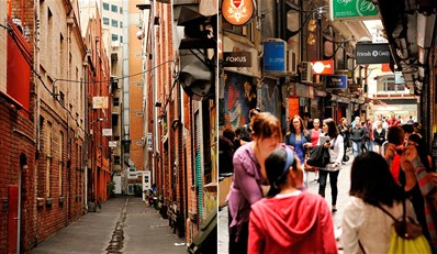 $19 -- Historical Walking Tour of Melbourne for 2, Reg. $78