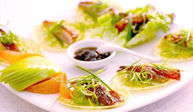 $99 -- 5-Course Degustation Menu for 2 w/Bubbly, Reg. $212