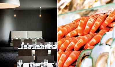 $85 -- Seafood Buffet for 2 at Albert Park Lake inc Parking