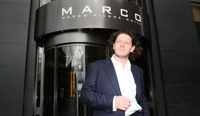 £25 -- Marco Pierre White: Exclusive 4-Course Menu, Reg £60