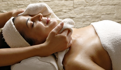 $99 -- Renaissance Patriot Place: Spa & Pool Day, Half Off
