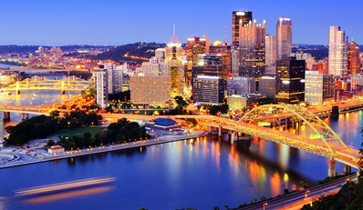 $129 -- Downtown Pittsburgh Stay Near the River, Reg. $319