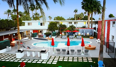 $79 -- Hip Retro-Style Scottsdale Hotel, incl. Weekends