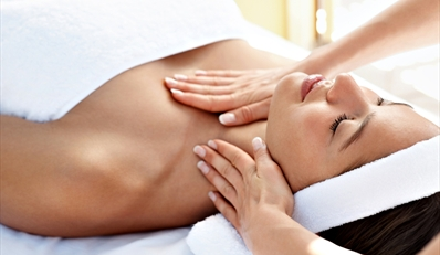 $89 - Top-Rated Beverly Hills Spa: Massage & Facial, 65% Off