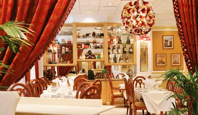 $29 - 'Best Tea Room': Evening Tea or Dinner for 2, Reg. $66