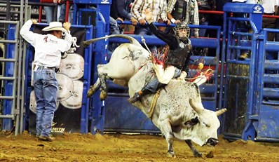 $14 -- Mesquite ProRodeo: 50% Off Reserved Seats All Season