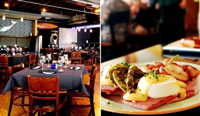 $20 -- Woody's Solana Beach: Brunch for 2 w/Drinks, Half Off