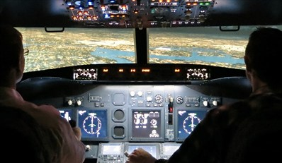 $79 -- 30-Min Simulated Jet Flight Adventure, Reg. $179