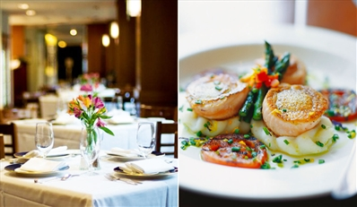 $49 -- National Press Club: Dinner for 2 w/Bubbly, Reg. $94