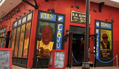 $48 -- B.B. King's: Dinner, Drinks & Blues for 2, Reg. $101