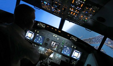 $69 -- Pilot a 30-Min Simulated Flight Experience, Reg. $230