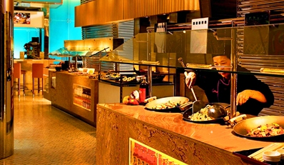$39 -- Mirage: Vegas Top 10 Buffet for 2 w/Drinks, Reg. $80