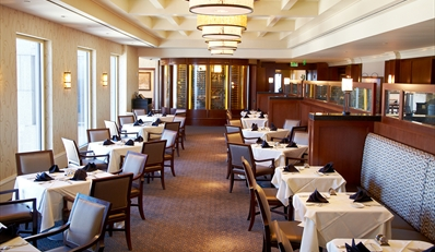 $59 -- Private Downtown Club: 49th-Floor Dinner for 2