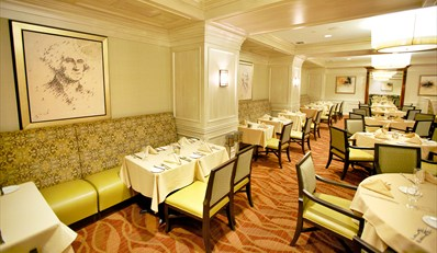 $69 -- Private City Club of Washington: Luxe Dinner for 2