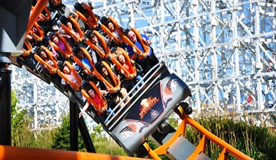 $35 -- Six Flags America Day Pass This Summer, Reg. $60