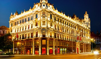 £170 -- 5-Star Budapest Palace Break: 2 Nights, Save 55%
