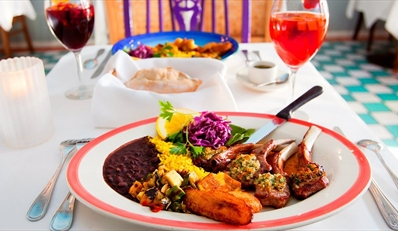 $45 -- Prado: Dinner for 2 at Zagat Pick, Reg. $89