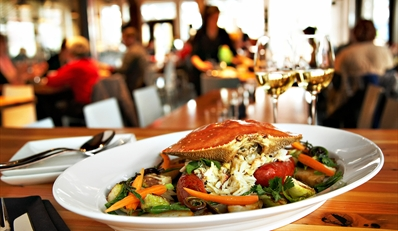 $69 -- Dungeness Crab Feast for 2 at Edible Canada, Save $50