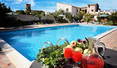 £84 -- 2-Nt Sicilian Farmhouse Stay, Save up to 34%