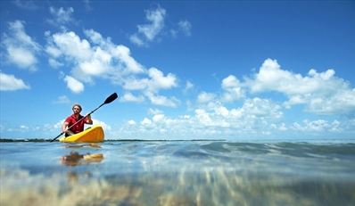 $16 & up -- Kayak or Paddleboard on Lake Minnetonka, 50% Off