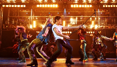 £24 -- 'We Will Rock You' Anniversary Arena Show, Reg £35