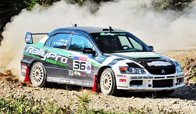 $99 -- Rally Ride-Along in a Lancer Evolution, Reg. $199