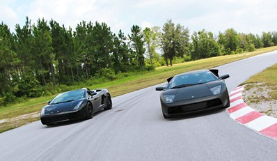 $99 -- Drive a Lamborghini on Road Course, Reg. $199