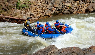 $269 -- 3-Day Rafting/Camping Trip on Kakwa River, Reg. $545