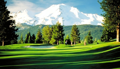 $35 -- Mt. Shasta Golf: Round of 18 Holes w/Cart , Reg. $75