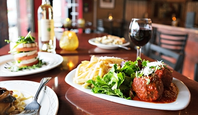 $39 -- Federal Hill Gem: Italian Dinner for 2, Reg. $81