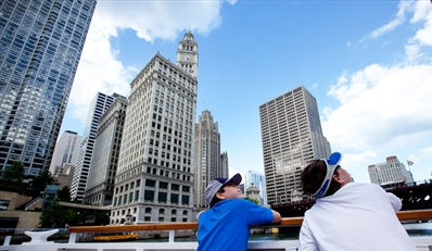 $19 -- Chicago Architecture River Ride & City Walk, Reg. $39