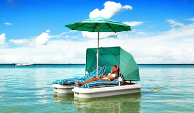 $69 -- Floating Cabana for 2 w/Butler Service, 80% Off