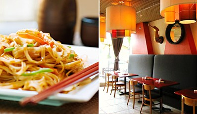 $23 -- Bangkok Bistro: Top-Rated Thai for 2, Reg. $49