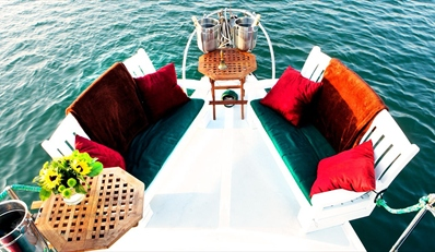 $25 -- Weekend Mimosa Cruise w/Apps, Reg. $78
