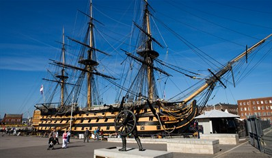 £21 -- Mary Rose & Portsmouth Dockyard Pass for 2, Reg £57