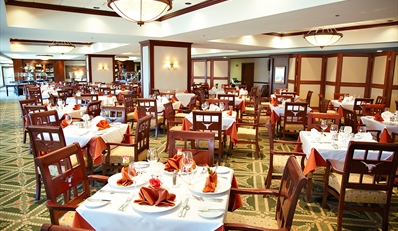 $59 -- University of Texas: Private Club Dinner for 2